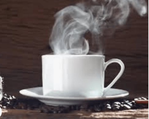a cup of coffee can start the day and set the the tone for the day